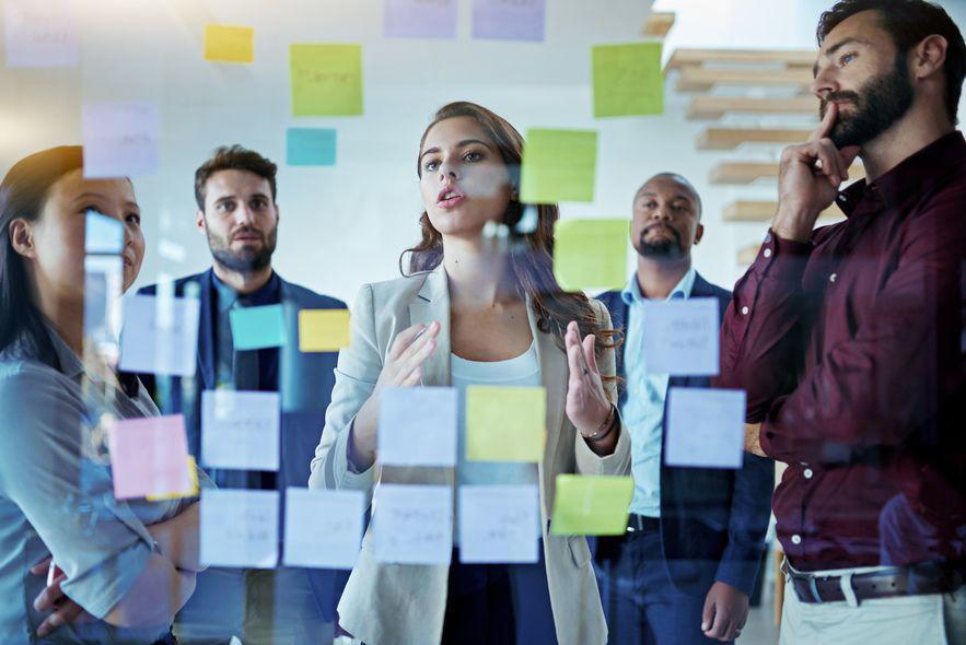 Ошибки командной работы по системе Agile