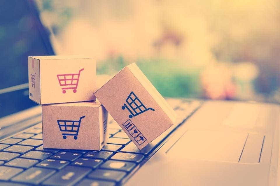 онлайн продажи в 2020