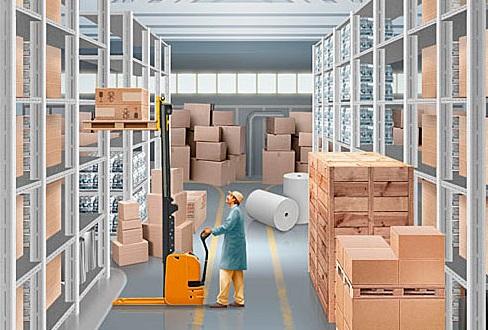 эффективная работа склада